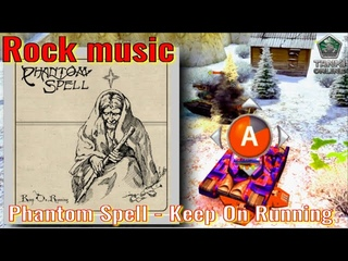 Phantom Spell - Keep On Running. Rock music. Tanki Online.