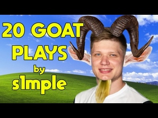 20 Times S1mple Showed He is The GOAT!