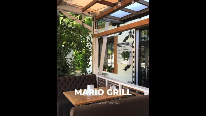 Видео от Марио кафе Евпатория Mona Liza Mario Grill