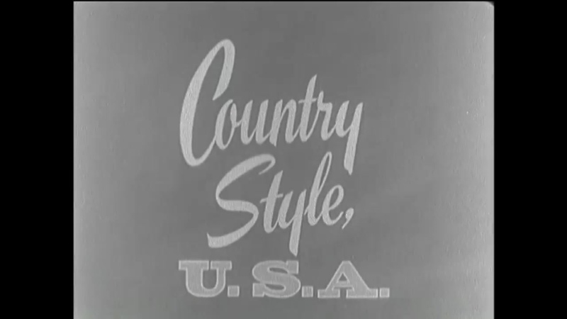 Country Style U S A E19 Country Western in english eng TV Show2