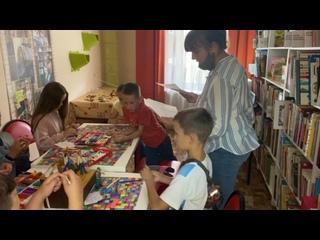 Клинская детская библиотека А.П.Гайдара kullanıcısından video