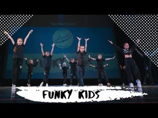 Hi-Hop дети - Funky kids team