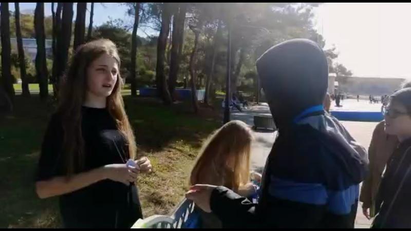 Видео от Детский лагерь Солнечный ВДЦ Орлёнок