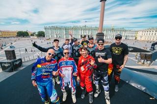 4 июля 2015, Санкт-Петербург, Adrenaline FMX Riders