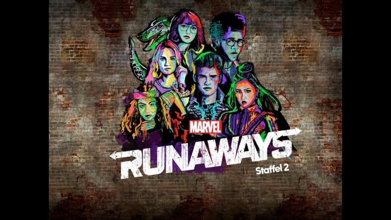 Беглецы 2 й сезон сериал 2018 Runaways