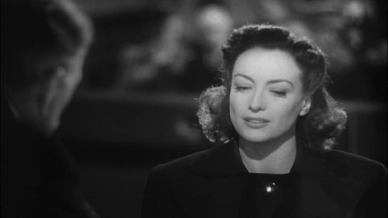 Лицо женщины 1941