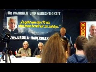 """ZEITZEUGEN reden über """"WIDERSPRÜCHE der Judenverfolgung"""" (Ursula Haverbeck VORTRAG) [Teile 1 bis 5 von 7 UNZENSIERTEN]"""