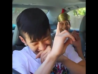 There is something about the start of Justin Bieber - Baby that makes Jay Park laugh #KPop #KPop2 #KPopFunny #JayPark