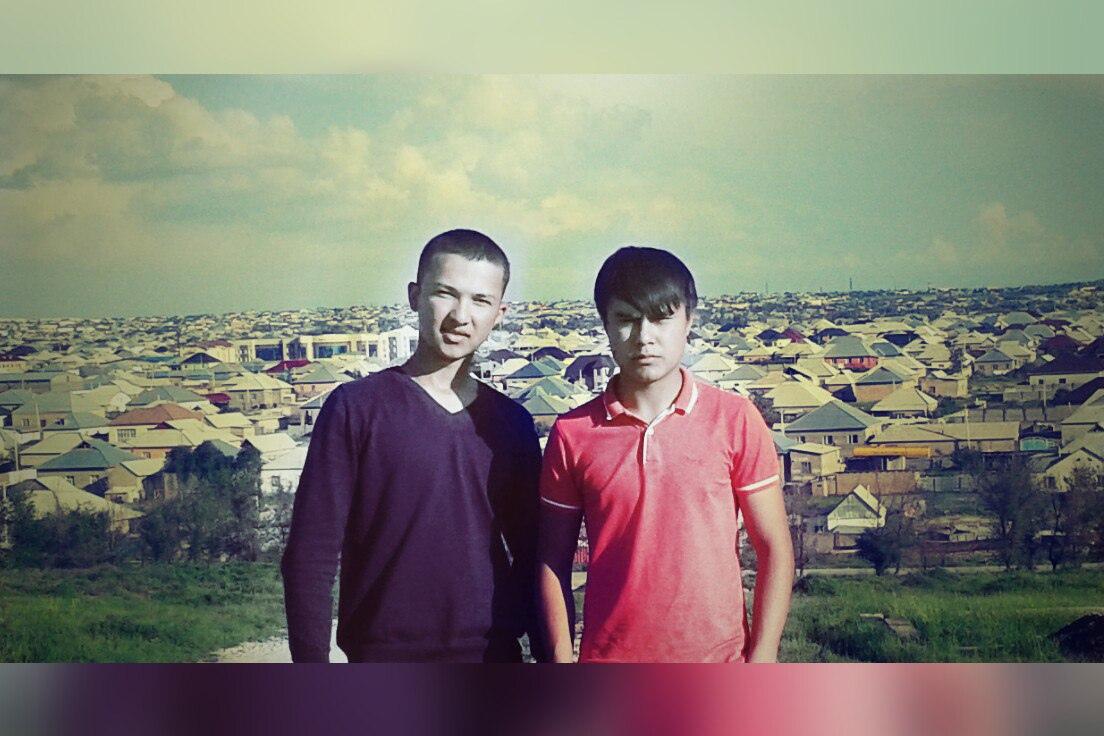 фото из альбома Durbek Pirmetov №3
