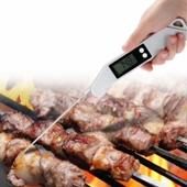 Цифровой термометр. Измеритель температуры пищи