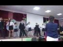 Танец на выпускной 4-а класса учительнице Козяковой Ирине Ивановне