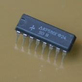 Микросхема КР580ГФ24