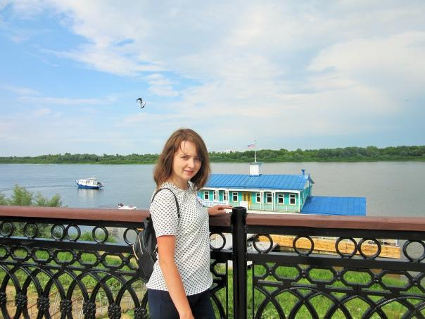 Юлия Киселёва, Арзамас, Россия
