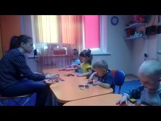 Логопедический мини-сад на С. Юлаева, 17в., педагог Дегтярёва А.В.