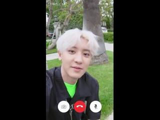 [VIDEO] 190715 Chanyeol @ EXO Instagram Update
