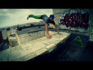 Alexander Rusinov - Dangerous Games 3 - NOT ONE STEP BACK - Extreme Parkour and Freerunning