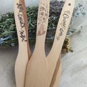 Лопатки деревянные