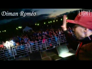DIMAN ROMEO - Выступление на День Города Кириши (СLUB LIFE 2020)