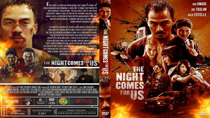 Ночь идёт за нами The Night Comes for Us 2018 HD 720р Перевод ДиоНиК