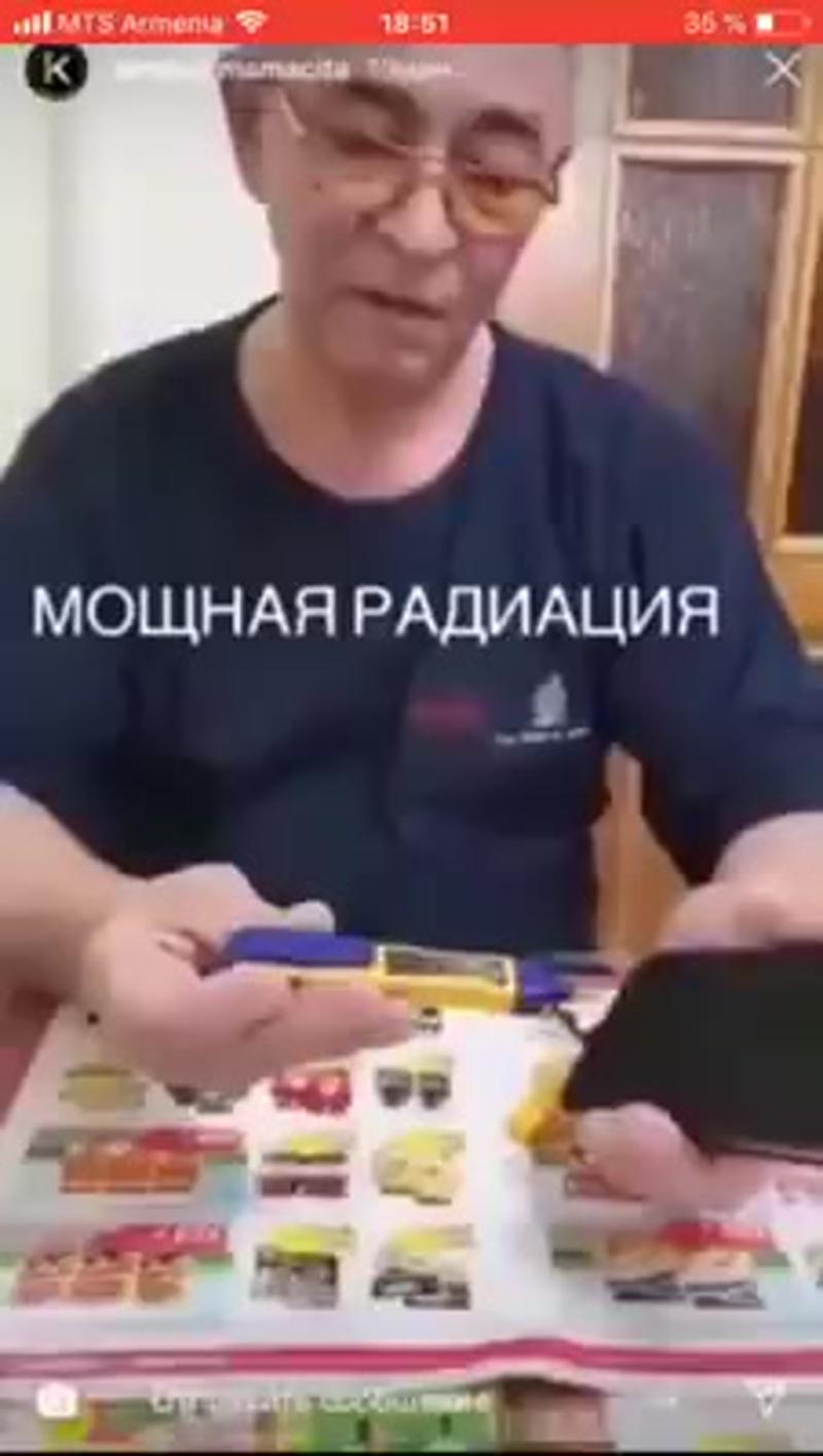 Видео от Любови Милорадовой