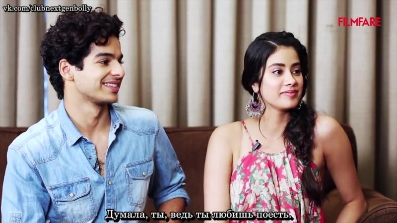 Getting Chatty with Katty Episode 2 Filmfare с русс суб