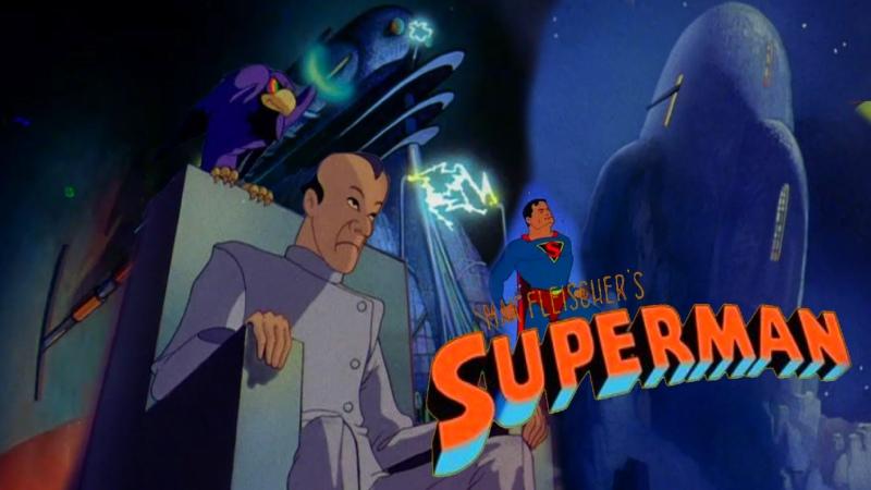 Супермен Superman 1941 1 серия Супермен