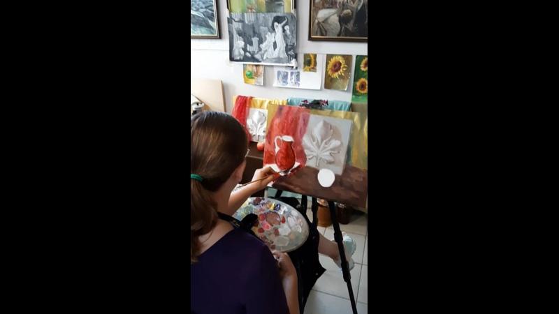 Видео от Школа живописи Евгения Станкевича