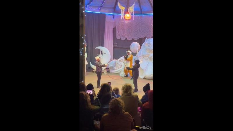 Видео от Белыя Театра Сосфераса