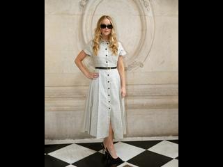 Звёзды На Показе Dior Haute Couture