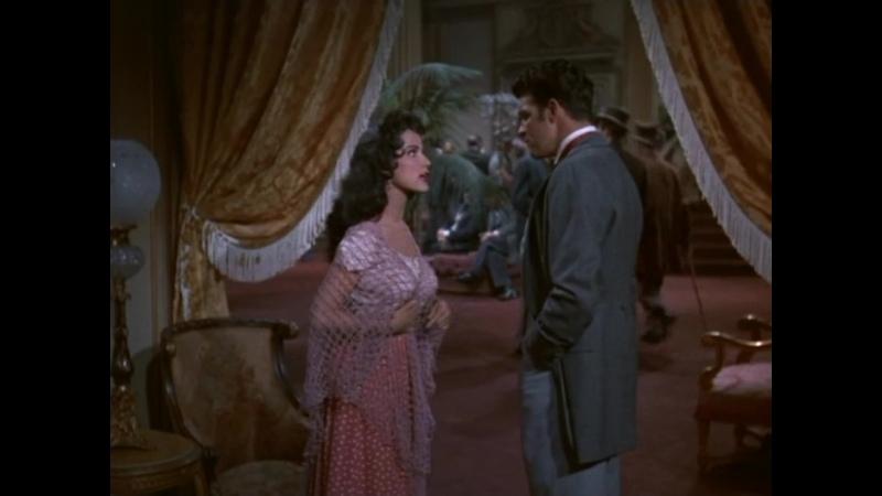 ИГРОК ИЗ НАТЧЕЗА 1954 боевик мелодрама детектив приключения вестерн Гордон Левин 1080p