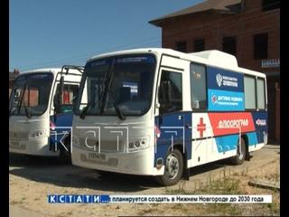 «Поезд здоровья»  прибыл сегодня в деревню Ройка