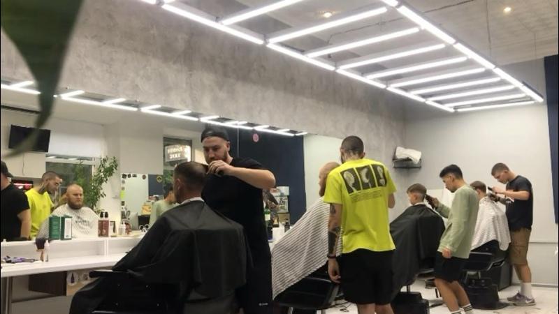 Видео от БРИТ БАРБЕРШОП