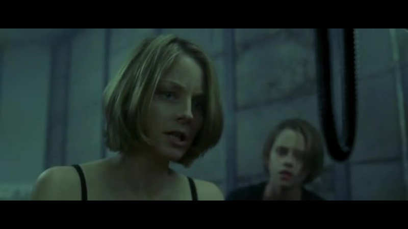Комната страха 2002 Режиссер Дэвид Финчер триллер Джоди Фостер Кристен Ст