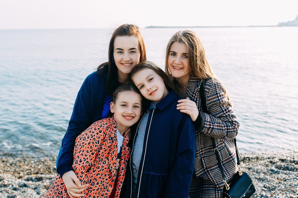 Семейная фотосессия в Сочи . Мария 03.20