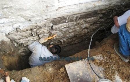 Как нарастить фундамент в высоту, ширину, глубину – нюансы выполнения работ