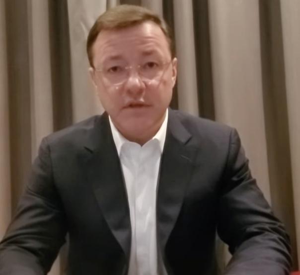 Дмитрий Азаров обратился к землякам в первый день ...