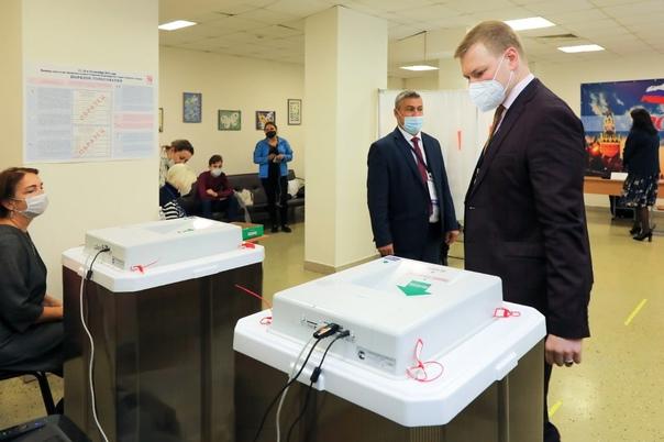 На 18 часов 19 сентября в Красноярском крае проголосовали 780 007 избирателей, явка составила 37,62%. Председатель