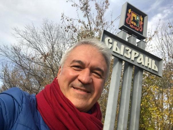 Заслуженный артист России, наш земляк Валерий Семи...