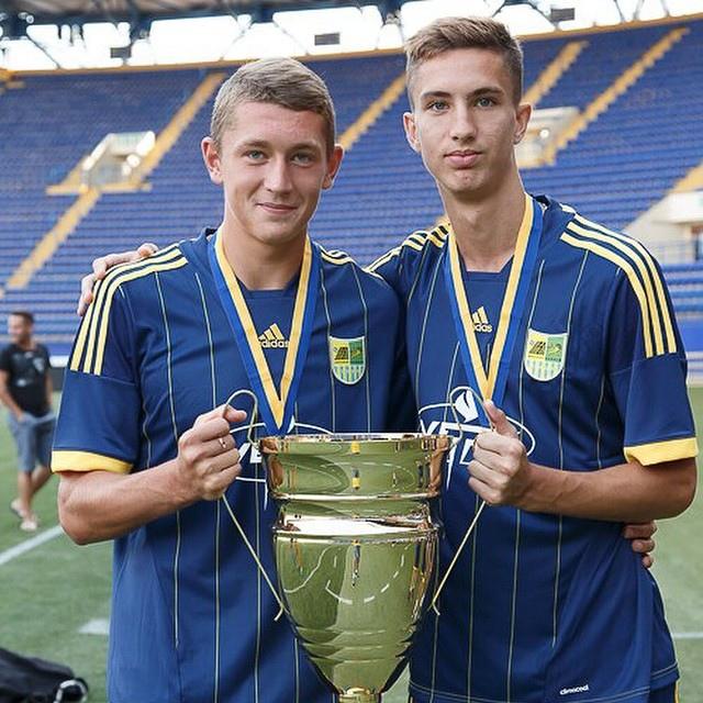 Чемпионы Украины U19