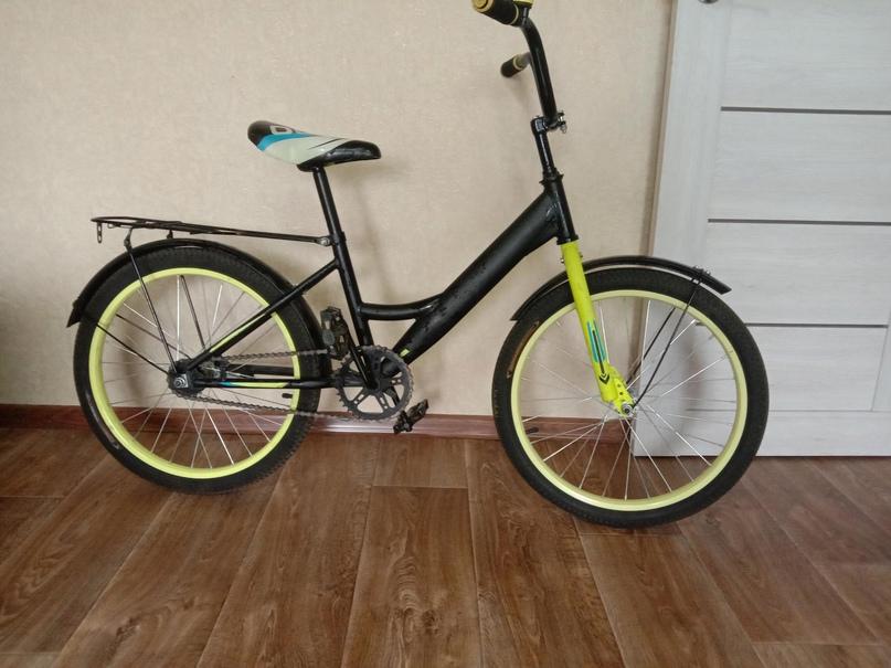 Велосипед для ребенка ростовкой до 1.4   Объявления Орска и Новотроицка №28906