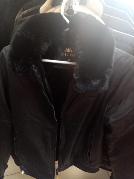 Продам новую куртку из экокожи на 46 размер. 2000 ...