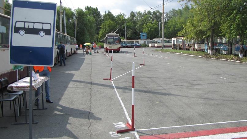 Конкурс профессионального мастерства среди водителей троллейбуса— 2021., изображение №59
