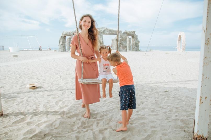 Семейная фотосессия в Поповке - Фотограф MaryVish.ru