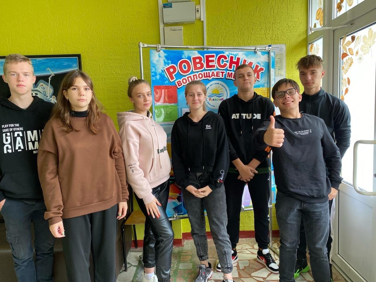 Десятиклассники из Петровска - участники экономической школы «Воложка - 2021»