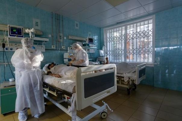 В Псковской области выросло число ковид-бригад🚑По...