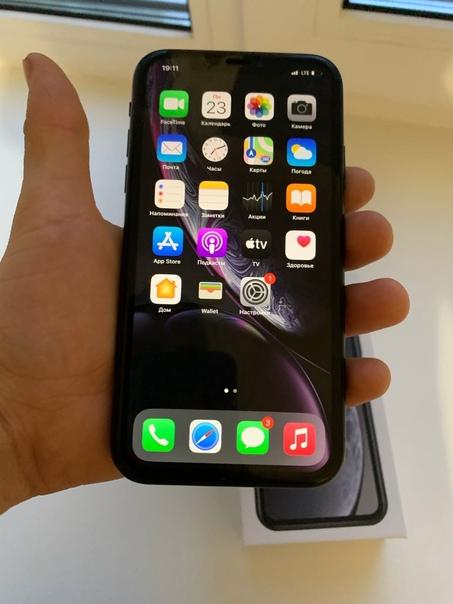 Продам iPhone XR в отличном состоянии. Носился бер...