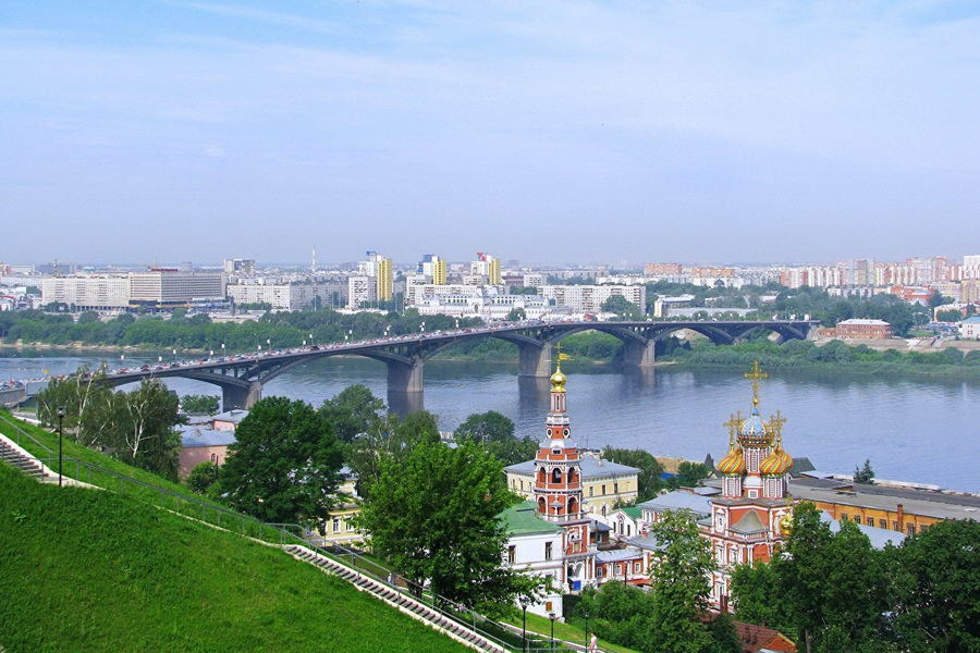 2022-04, Туры в Дивеево и Нижний Новгород в апреле, 4 дня (B)