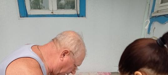 Кизлярские пенсионеры, инвалиды и ухаживающие за больными голосуют на дому. «Вне помещения голосуют наши