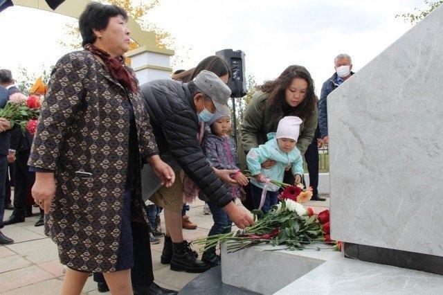Сквер имени погибшей от коронавируса врача открыли в Агинском
