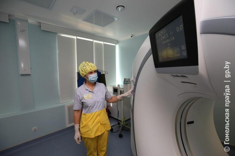 В областной клинической больнице установлен новый рентген-компьютерный томограф